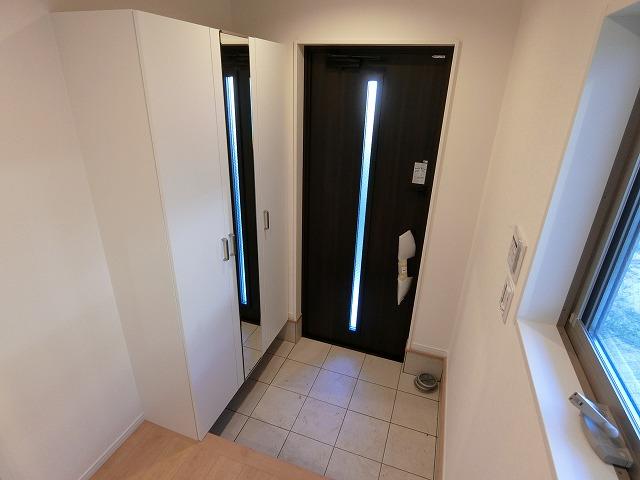 【同社施工例写真】ピッキング対策玄関ドア