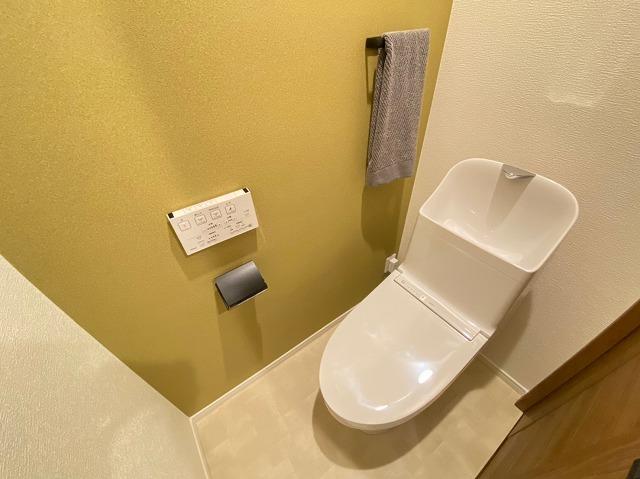 \同仕様写真/トイレは2ヶ所あるので便利ですね