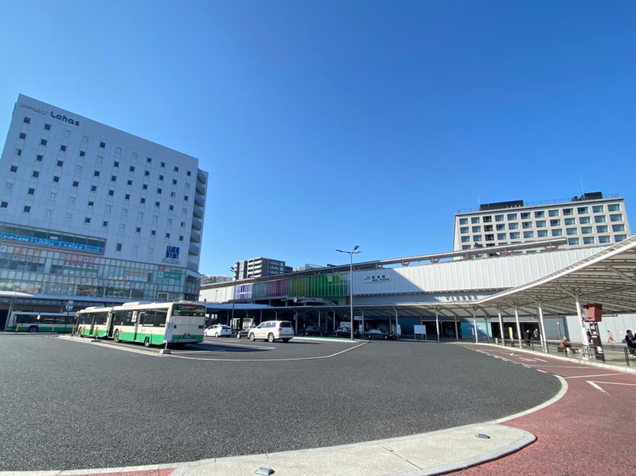JR奈良線「奈良駅」